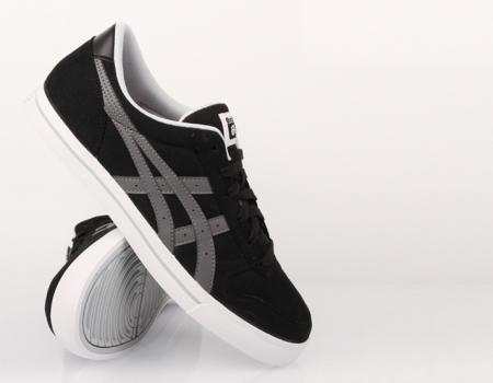 AARON BLKDARK GREY Onitsuka Tiger SCONTI SUPER SUPERSCONTI OFFERTE SCARPE FASHION ASICS SHOPPING SHOP