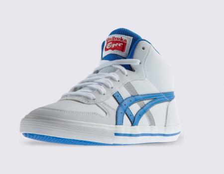 AARON MT GS WHT_BLEU Onitsuka Tiger SCONTI SUPER SUPERSCONTI OFFERTE SCARPE FASHION ASICS SHOPPING SHOP