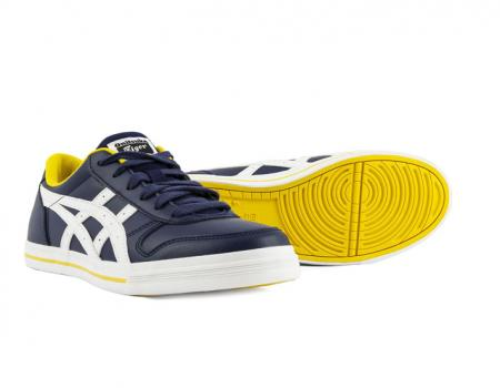AARON NAVY_WHT Onitsuka Tiger SCONTI SUPER SUPERSCONTI OFFERTE SCARPE FASHION ASICS SHOPING SHOP