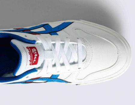 AARON WHT_MID BLUE Onitsuka Tiger SCONTI SUPER SUPERSCONTI OFFERTE SCARPE FASHION ASICS SHOPPING SHOP