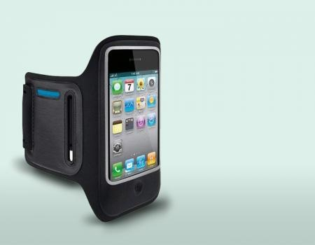 Custodia da braccio fascia sportiva per iphone supersconti super sconti accessori auto moto
