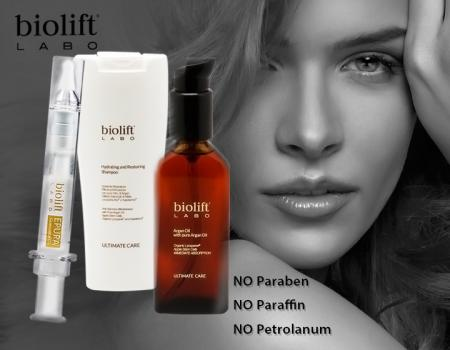 Kit Biolift Labo n.1 Epura+n.1 Shampoo+n.1 Argan Oil salute e bellezza corpo supersconti super sconti