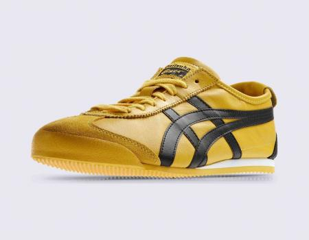 MEXICO 66 YELLOW_BLK Onitsuka Tiger SCONTI SUPER SUPERSCONTI OFFERTE SCARPE FASHION ASICS SHOPPING SHOP
