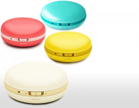 scaldamani powerbank macaron elettronica accessori audio video super sconti supersconti