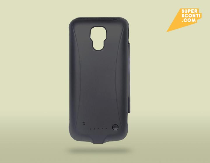 cover battery Galaxy samsung S4 mini elettronica telefonia super sconti supersconti