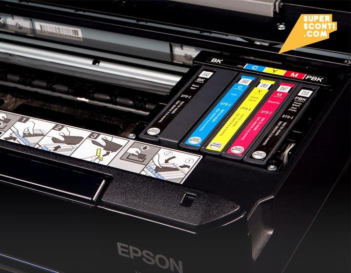 EPSON XP-610 stampante supersconti super sconti elettronica informatica