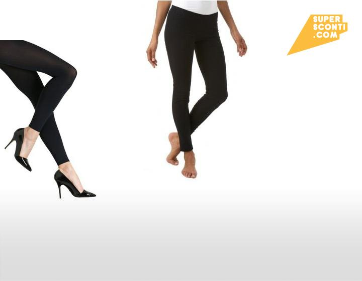 Leggins modellante HEALT & BEAUTY estetica super sconti supersconti
