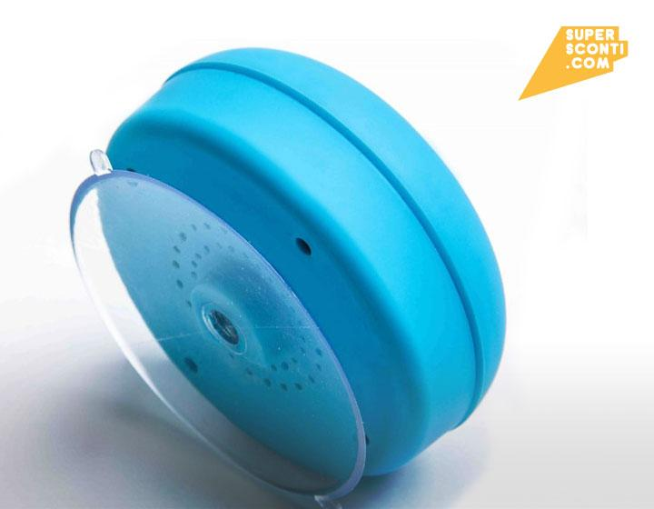 Speaker Bluetooth impermeabile per i pad e smartphone elettronica supersconti super sconti