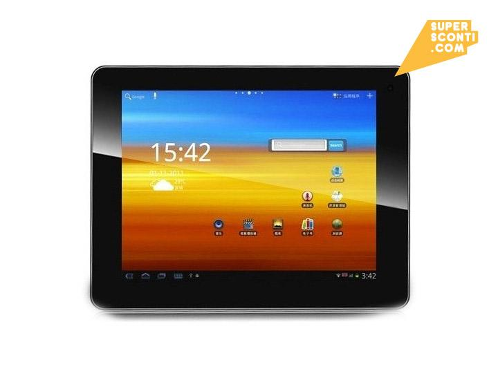 Tablet Google Android 4.0.3 9 o 7 pollici! elettronica telefonia informatica super sconti supersconti