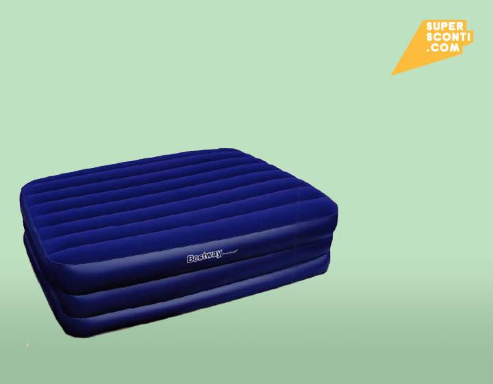materasso gonfiabile air bed supersconti super sconti sport e tempo libero