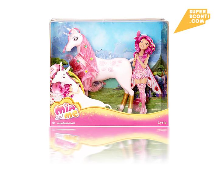 Mia&Me - Lyria Unicorno sport e tempo libero super sconti supersconti