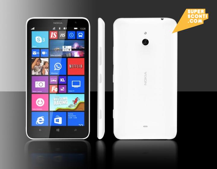 Nokia Lumia 1320 elettronica telefonia super sconti supersconti