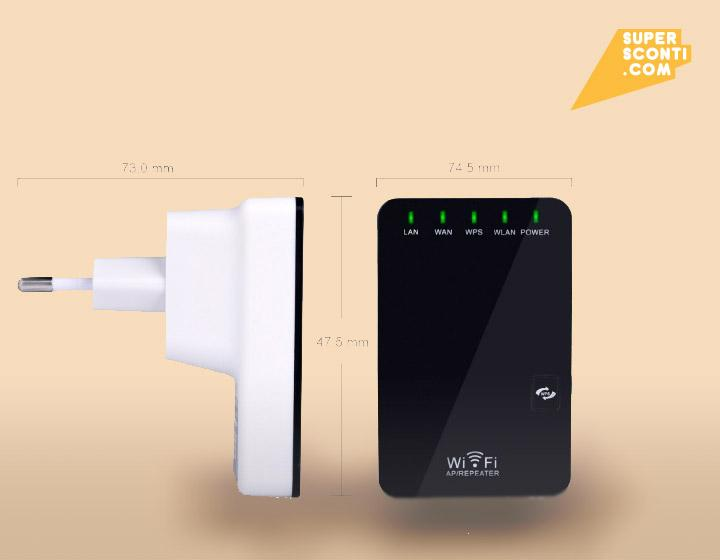 ripetitore wifi supersconti super sconti elettronica