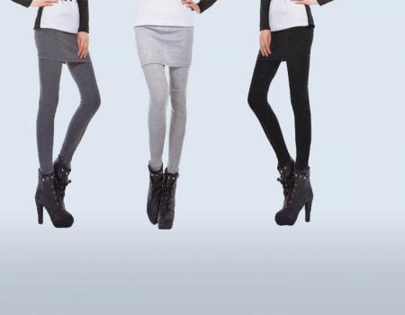 leggings con gonna donna super sconti supersconti fashion