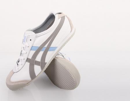 mexico 66 white light grey Onitsuka Tiger SCONTI SUPER SUPERSCONTI OFFERTE SCARPE FASHION ASICS SHOPING SHOP