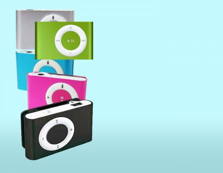 mp3 shuffle elettronica accessori audio video super sconti supersconti