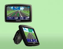 TomTom Europa XL 4,3'' navigatore route gps supersconti super sconti elettronica